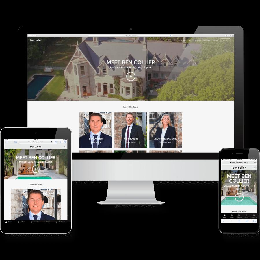 personal agent websites