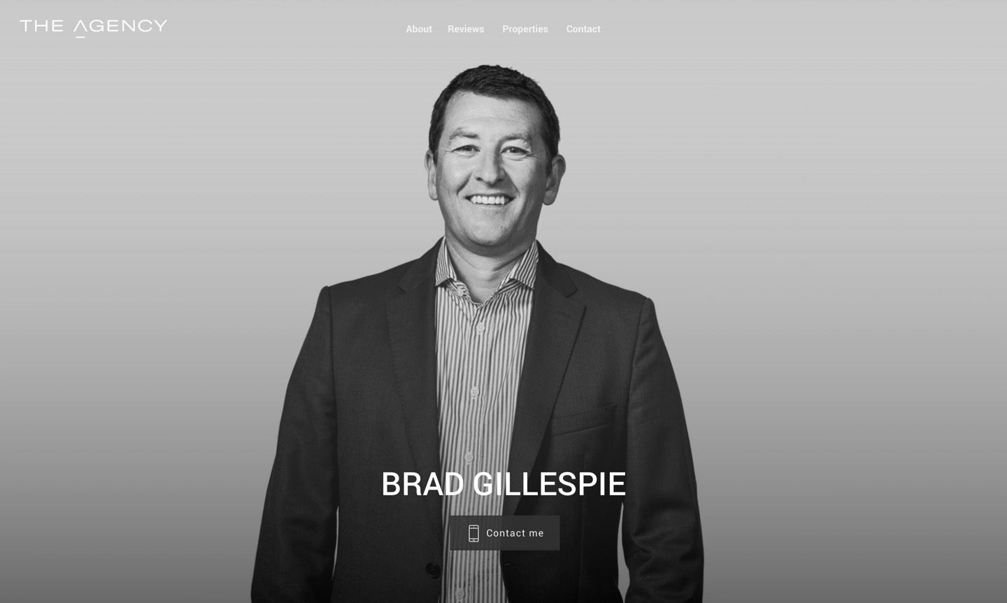 Brad Gillespie – The Agency