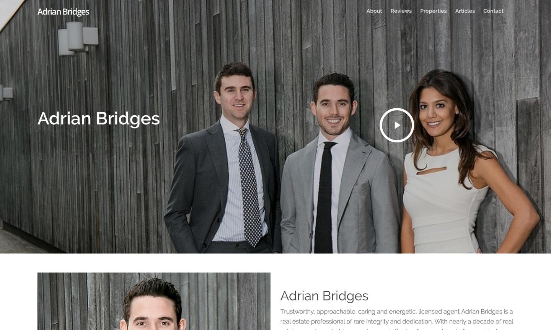 Adrian Bridges – McGrath