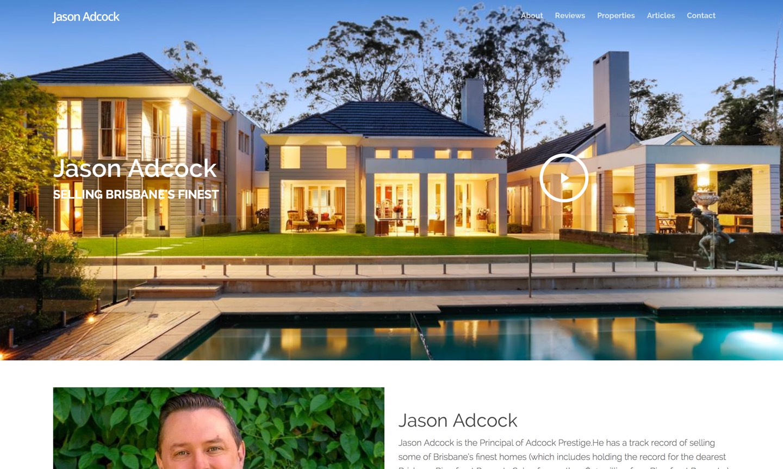 Jason Adcock – Adcock Prestige