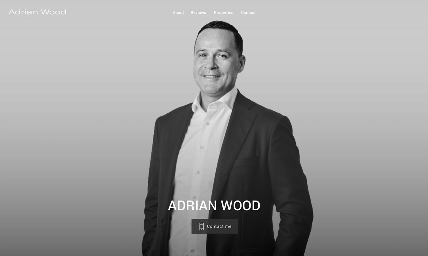 Adrian Wood – The Agency