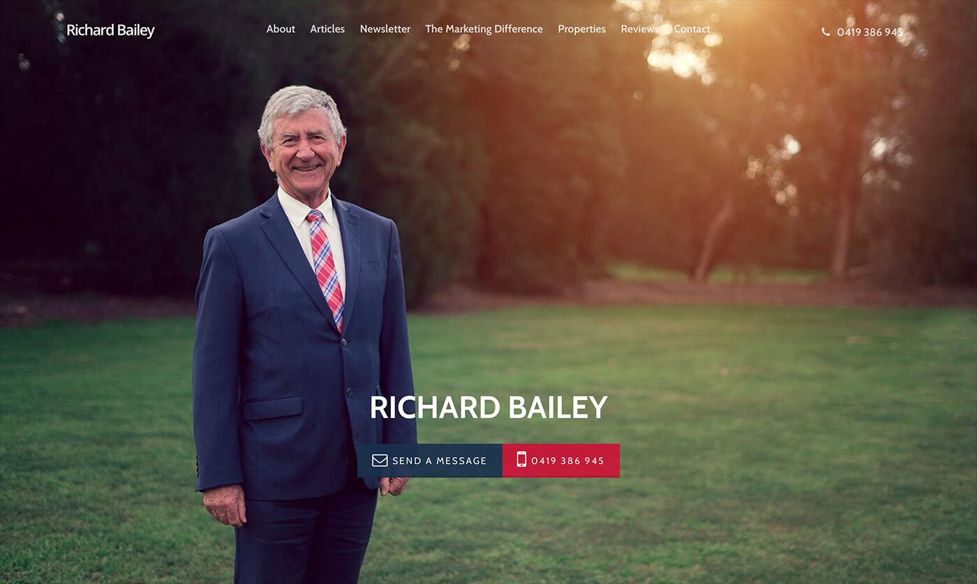 Richard Bailey – Bushby Property Group