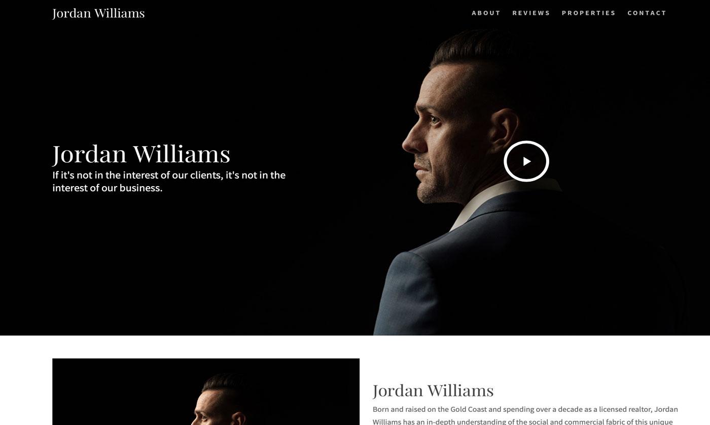 Jordan Williams – Kollosche Prestige Agents